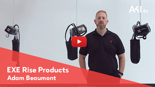 A4i.tv Video Release - Getting to know the EXE Rise hoist range